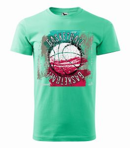 T-shirt BASKETBALL 03