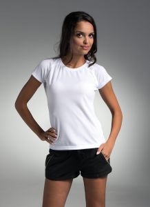 T-SHIRT LADIES' CHILI 21554